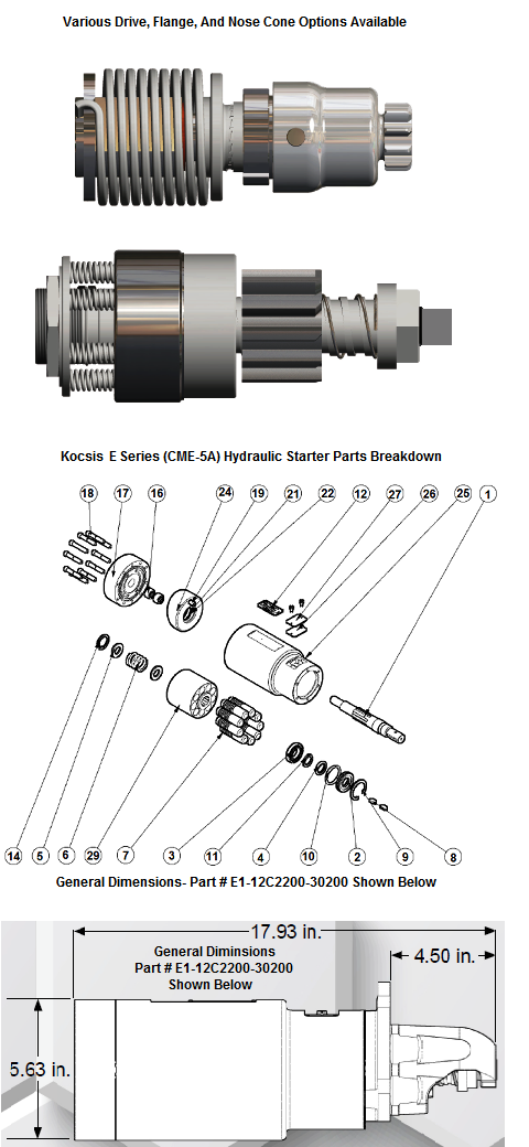 kocsis-(cme-5a)-hydraulic-starter-part-breakdown